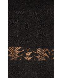 Lyst - Minkpink Tell Tale Lace Dress in Black 127ce74e6