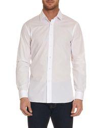 Robert Graham - White Komandoo Sport Shirt for Men - Lyst