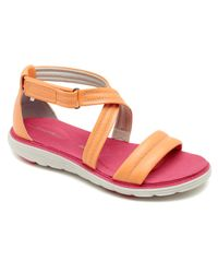 Rockport - Multicolor Truwalkzero Anklestrap Sandal - Lyst