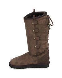 Love From Australia - Brown Nordic High Boots - Lyst
