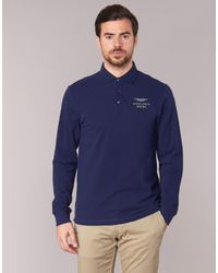 Hackett - Irimute Men's Polo Shirt In Blue for Men - Lyst