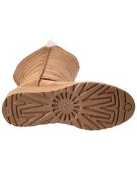 Ugg - Brown Women's Rosalind Water-resistant Suede Boot - Lyst