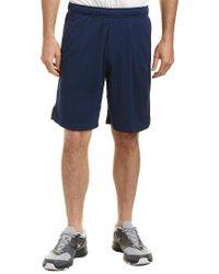 3f87306c9d Nike Monster Mesh Short in Blue for Men - Lyst