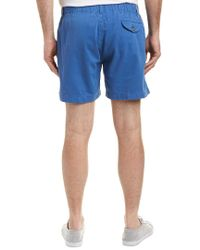 Vintage 1946 - Blue Snappers Short for Men - Lyst
