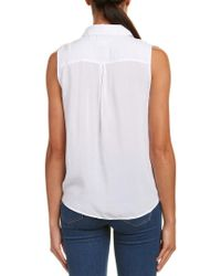 Beach Lunch Lounge - White Top - Lyst