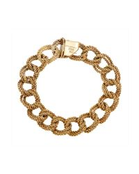 Heritage Tiffany & Co. - Metallic Tiffany & Co. 18k Bracelet - Lyst