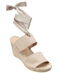 Bettye Muller Natural Destiny Wedge Sandal