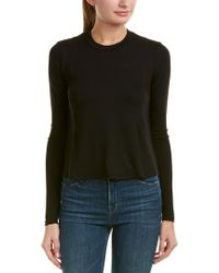 Michael Stars - Black Mock Top - Lyst