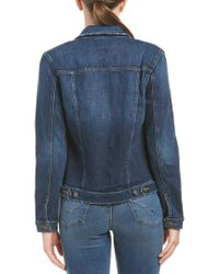 Hudson - Blue Reese Denim Jacket - Lyst