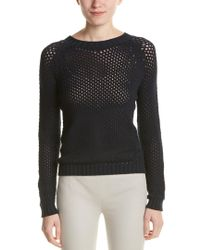 Max Mara - Blue Studio Sweater - Lyst