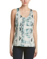 Parker - White Strappy Tank - Lyst