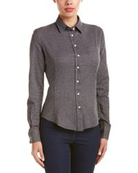 Slate & Stone - Gray Shirt - Lyst