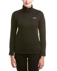 Patagonia - Green ® Better Sweater 1/4-zip - Lyst