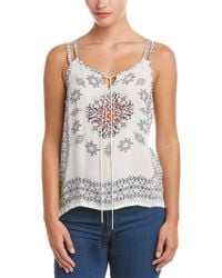 Raga - White Tea Party Tank - Lyst