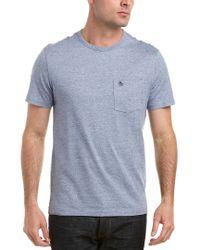 Original Penguin - Blue Pocket T-shirt for Men - Lyst