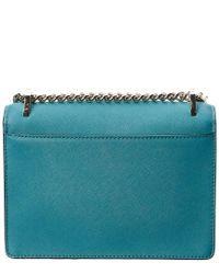 Kate Spade - Green Cameron Street Marci Leather Shoulder Bag - Lyst