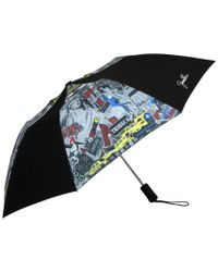 Leighton - Multicolor Statue Of Liberty Umbrella - Lyst