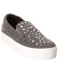 Kenneth Cole - Gray New York Jeyda Sneaker - Lyst