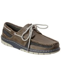 Sperry Top-Sider - Gray Men's Tarpon Ultralite Boat Shoe for Men - Lyst