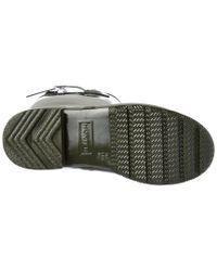 Hunter - Green Women's Packable Gloss Boot - Lyst
