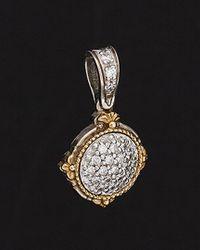 Konstantino - Metallic Asteri 18k & Silver 0.32 Ct. Tw. Diamond Pendant - Lyst