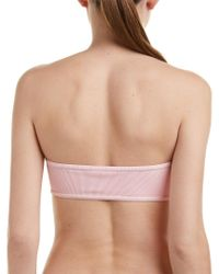 Solid & Striped - Pink Kate Bikini Top - Lyst