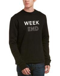 Sovereign Code - Black Steel City Sweatshirt for Men - Lyst