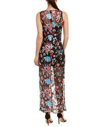 Alexia Admor - Black Maxi Dress - Lyst