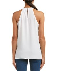 Cece by Cynthia Steffe - White Top - Lyst