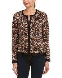 NYDJ - Brown Sweater - Lyst