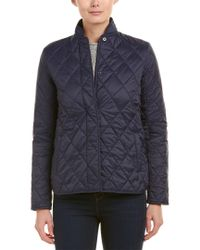 Barbour - Blue Rae Loch Quilted Jacket - Lyst