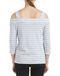 Kut From The Kloth - Blue Top - Lyst