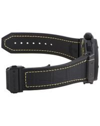 Hublot Black Men's Big Bang 38mm/ 39mm Jeweled Watch for men