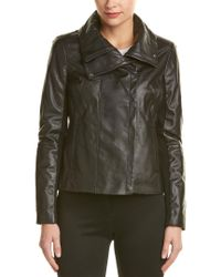 Dawn Levy - Black Leather Jacket - Lyst