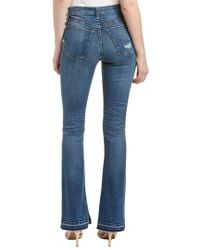 Hudson Blue Heartbreaker Split Second High-rise Bootcut