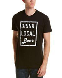 Dilascia Black T-shirt for men