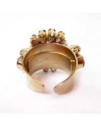 Bijoux De Famille | Metallic Simley Ring | Lyst