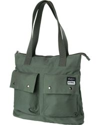 RVCA - Green Cooked Tote Bag - Lyst