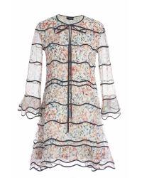 Sachin & Babi - Multicolor Svetlana Floral Print Dress - Lyst