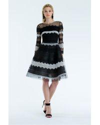 Sachin & Babi | Black Ellen Dress | Lyst
