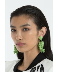 Sachin & Babi - Grapes Earrings | Apple Green - Lyst