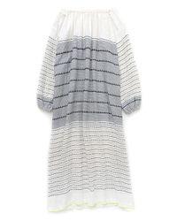 lemlem   Blue Almaz Maxi Dress   Lyst