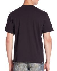 Mostly Heard Rarely Seen - Black Sneaker Tee for Men - Lyst