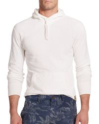Polo Ralph Lauren | White Jersey Hoodie for Men | Lyst