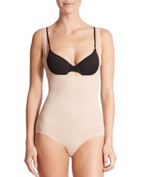 Tc Fine Intimates | Natural Low-back Torsette Body Brief | Lyst