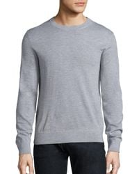Theory | Gray Riland New Sovereign Sweater for Men | Lyst