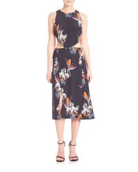 Elle Sasson | Multicolor Adrianna Dress | Lyst