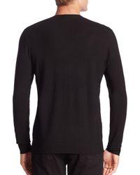Polo Ralph Lauren | Black Slim-fit V-neck Sweater for Men | Lyst