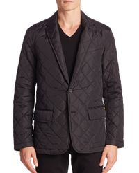 Polo Ralph Lauren | Blue Hillsdale Quilted Sportcoat for Men | Lyst