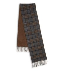 Polo Ralph Lauren | Multicolor Wool Blend Plaid Scarf for Men | Lyst
